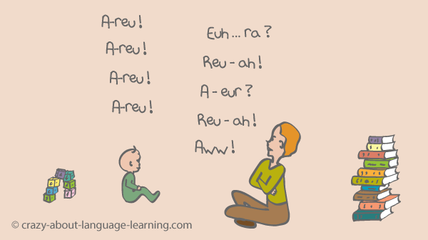French baby to an adult: hardest language to learn ?