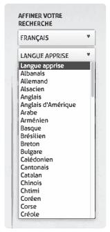 Langues à apprendre avec Assimil pour un locuteur français